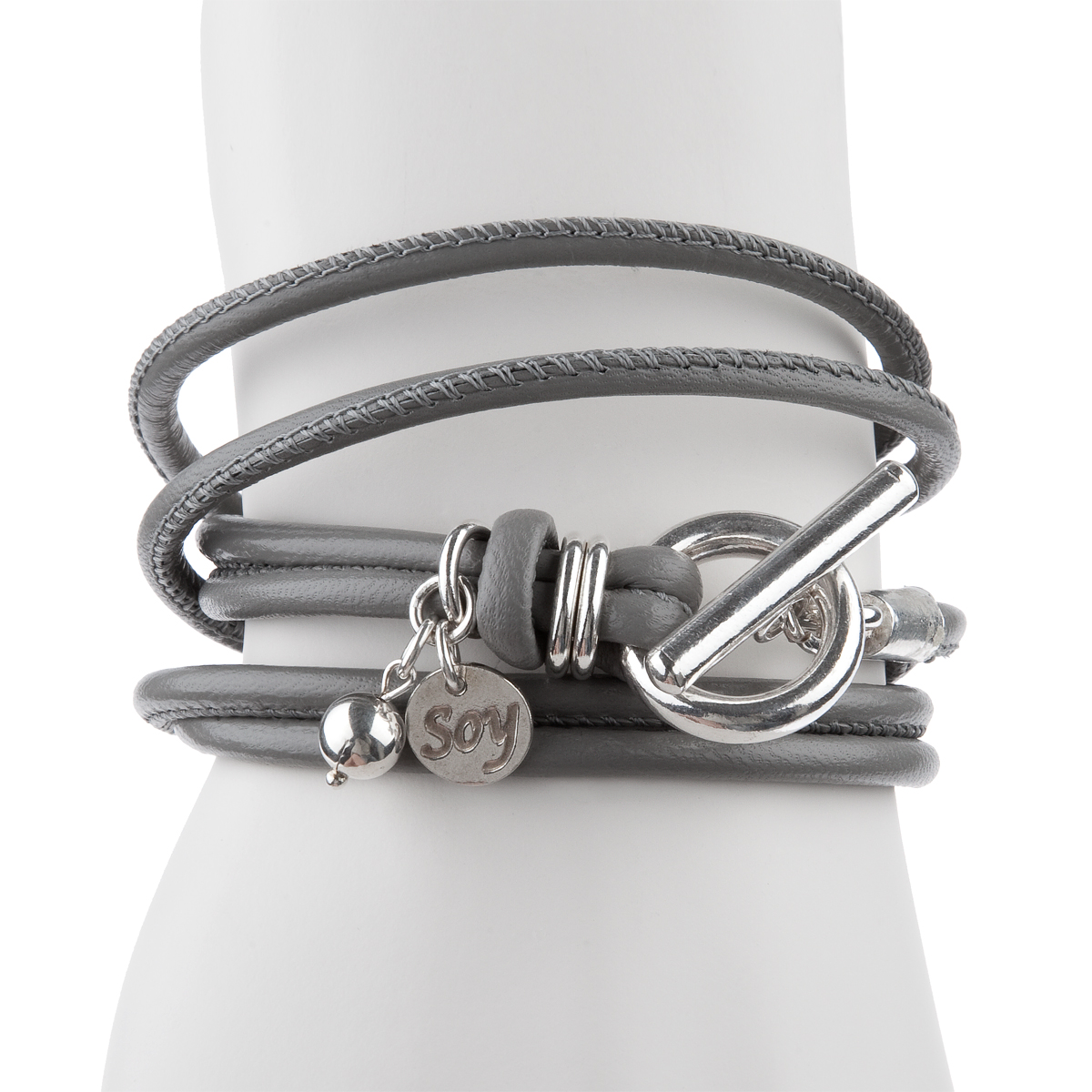 "Nappa Wickelarmband ""Little Italy"""